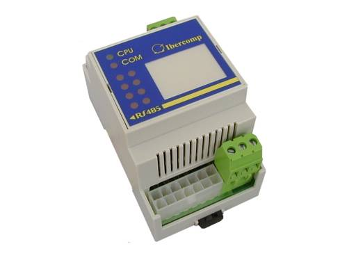 Modbus module of voltage free inputs