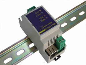 Ethernet to RS485 converter