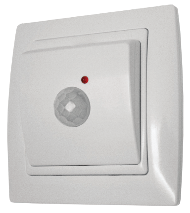 Presence sensor SPIR for wall mounting