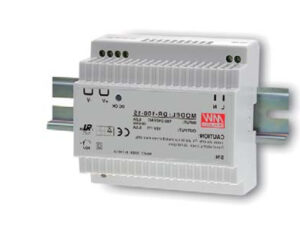 100W DIN rail power supply